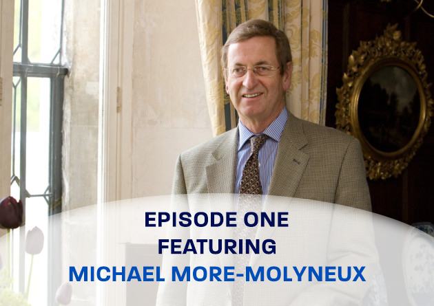 Interview with Loseley House owner Michael More-Molyneux