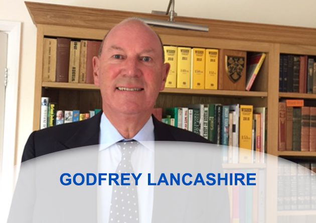 Interview with Private Investigator – Godfrey Lancashire