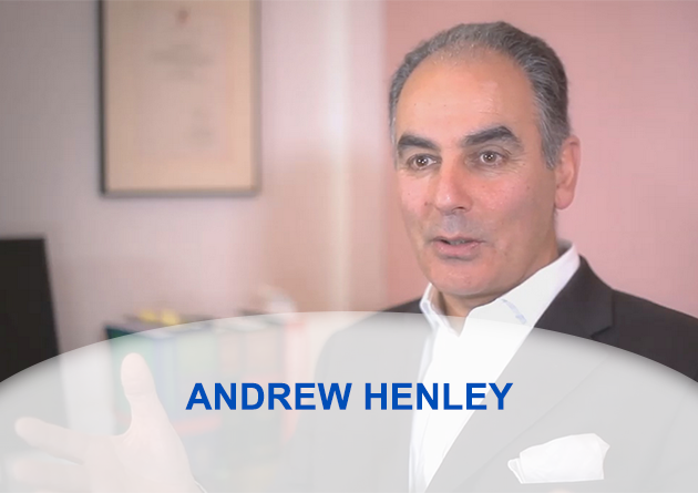 Derek Arden Interview with Andrew Henley