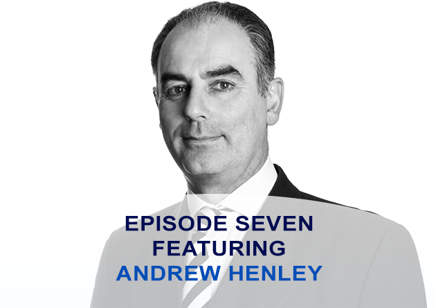 Interview with Andrew Henley