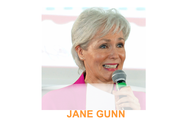 Jane Gunn With Derek – Mediator and Negotiator