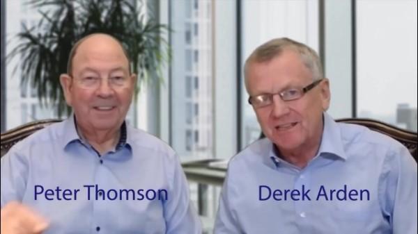 Derek Arden interviews Peter Thomson Interview