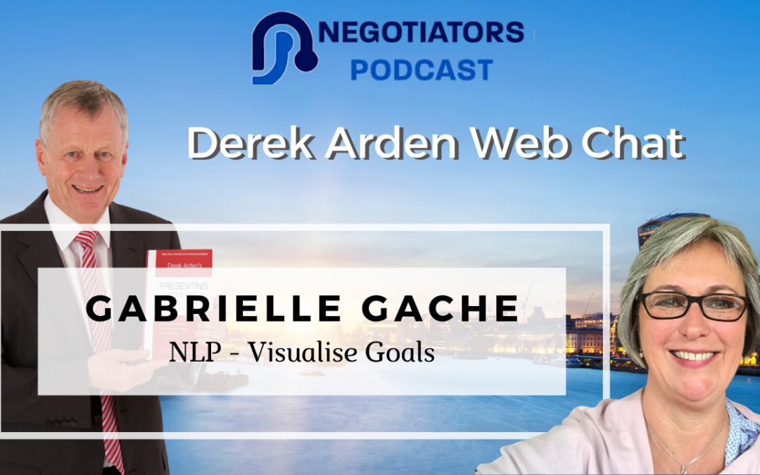 NLP – Visualise Goals – Derek Arden Web Chat With Gabie Gache