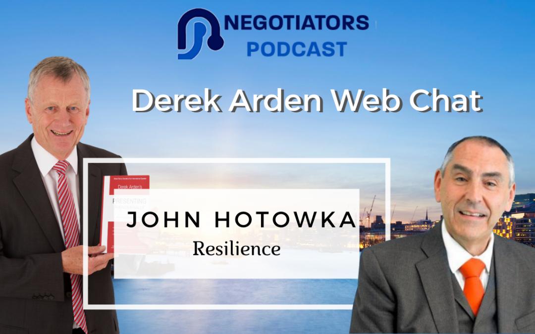 John Hotowka Resilience