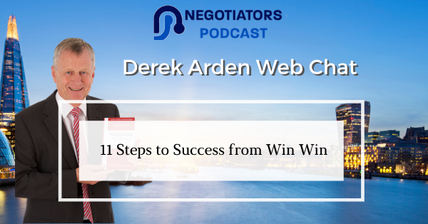 Derek Arden about his book Win Win