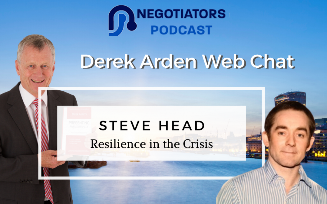 Resilience in Crisis – Steve Head