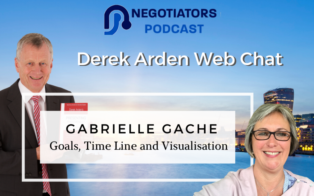 Goal Setting Techniques NLP Gabrielle Gache and Derek Arden