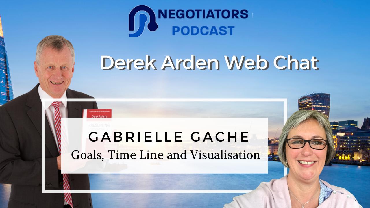 Goal Setting Techniques NLP Gabrielle Gache and Derek Arden