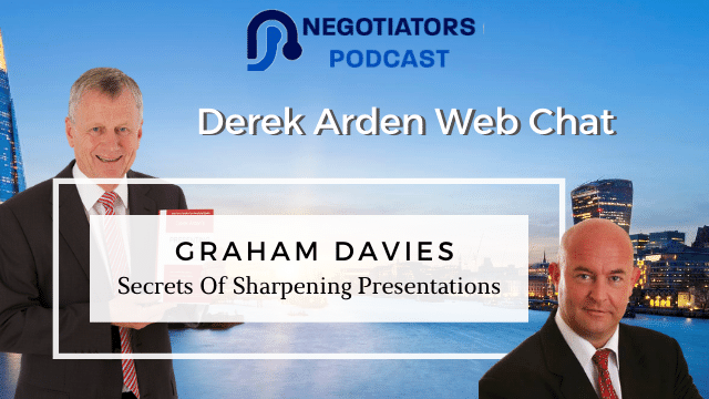 Secrets Of Sharpening Presentations – Graham Davies