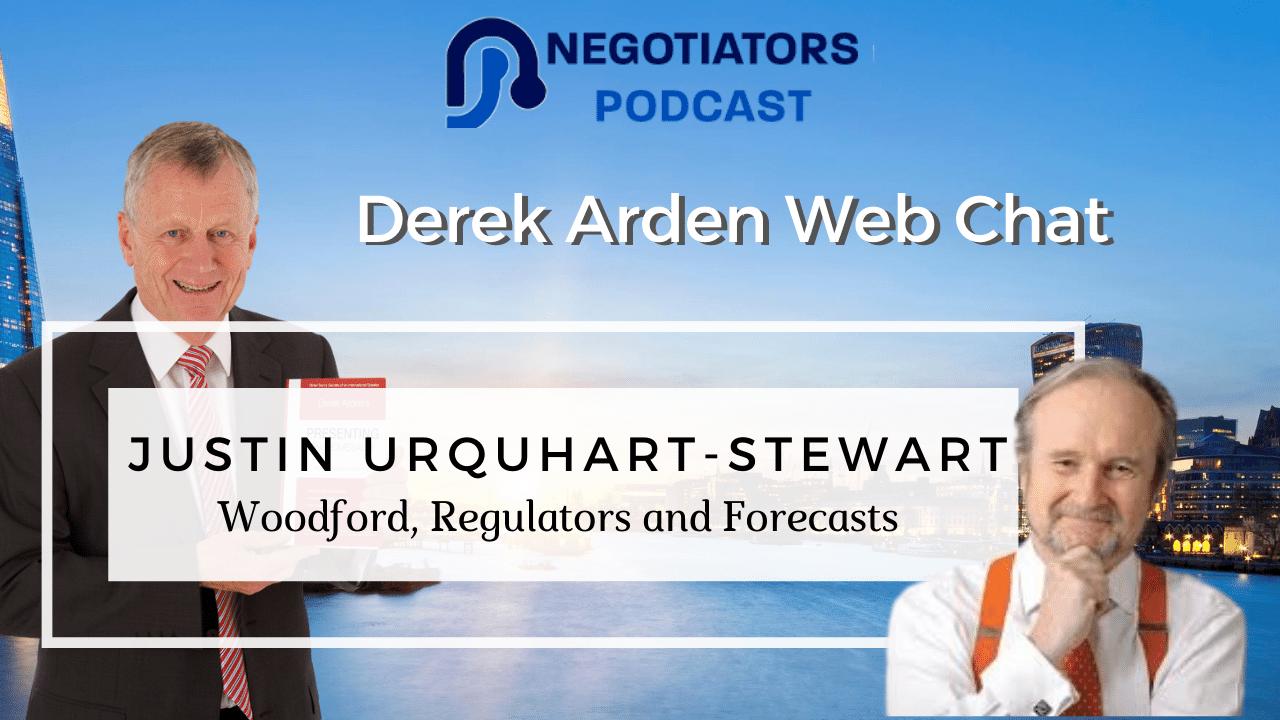 matket forecasts Justin Urquhart-Stewart