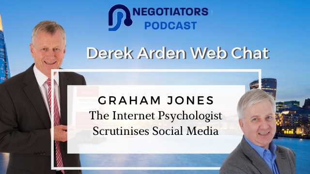 Internet Psychologist Scrutinises Social Media – Graham Jones