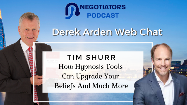 How Hypnosis Tools Can Upgrade Your Beliefs And Much More – Tim Shurr
