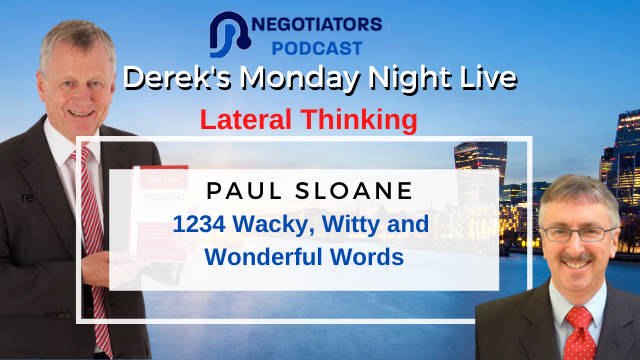Lateral Thinking Paul Sloane and Derek Arden