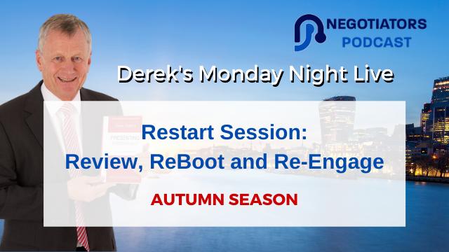 Monday Night Live Autumn Season